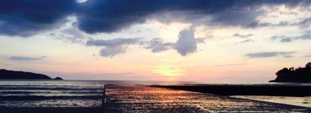 ขายวิลล่า  2  ชั้น ติดทะเลหาดกะหลิม  เนื้อที่  43 ตร.วา  ขาย  65  ล้าน