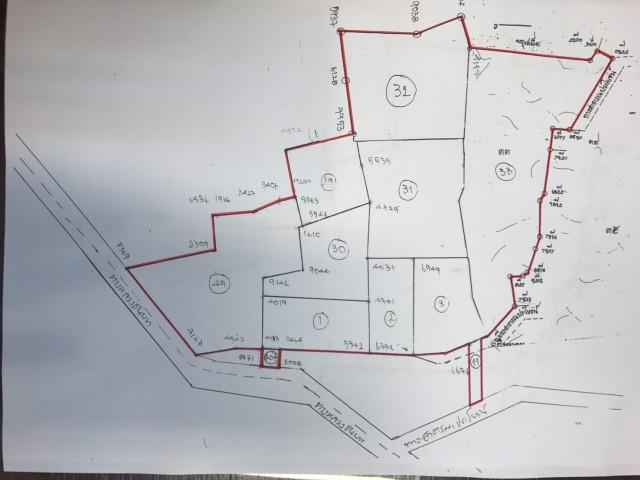 ขายที่ดินพังงาบ้านนาใต้โคกกลอยใกล้ทะเลนาใต้เนื้อที่45ไร่ขายเหมา250ล้าน