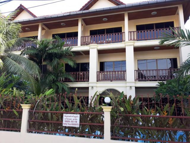 ขายกิจการอพาร์เม้นท์ ถนนนาใน ป่าตองจำนวน13ห้องพัก เนื้อที่ 138 ตร.วา ขาย 35 ล้าน