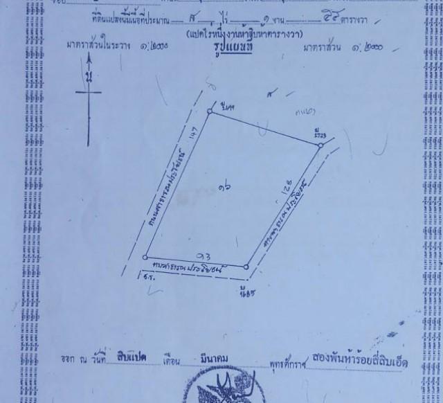 ขายที่ดินสวนปาล์มกระบี่ บ้านนาเหนือ อ่าวลึก เนื้อที่ 18.5 ไร่ ขาย 3.8 แสนต่อไร่