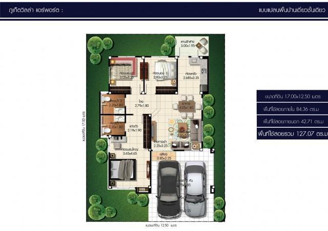 Brand new Villa 3 mins to Nai Yang Beach sell and rent  6.8 bt
