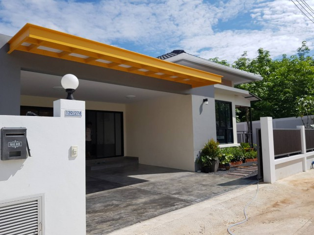 Brand new Villa 3 mins to Nai Yang Beach sell and rent  6.8 bt