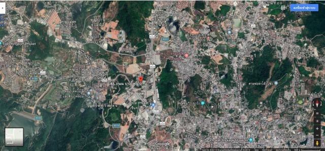 ขายที่ดินใจกลางเมืองห่างถ.บางใหญ่เพียง170มหลังรพ.สิริโรจน์เนื้อที่1ไร่ขาย18ล้าน