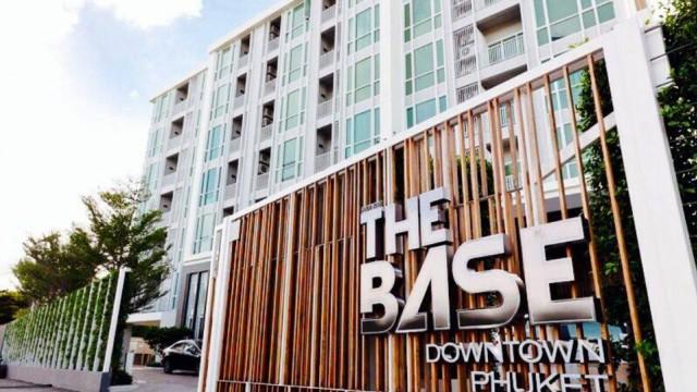 ขายห้องชุดในThe Base Downtown Condo เนื้อที่ 35 ตร.ม ชั้นที่.5 ขาย 3.2 ล้าน