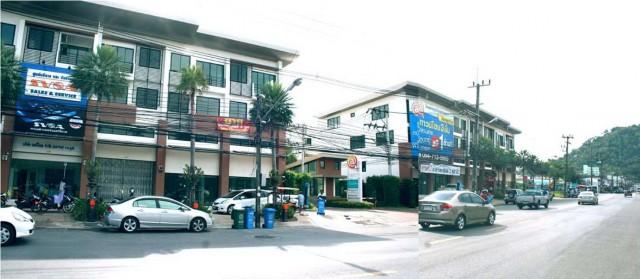 ขาย-เช่าทาวน์โฮม3ชั้นใจกลางเมืองPhuket town1เนื้อที่ 20.10 ตร.วาขาย 4.8 ล้าน