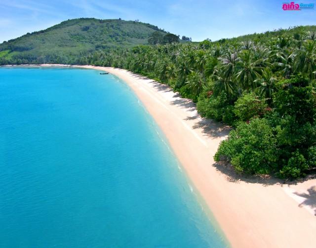 ขายที่ดินเกาะมะพร้าว ใกล้Sunset Beach Clubเ เนื้อที่ 128.3 ตร.วาขาย1.85 ล้าน