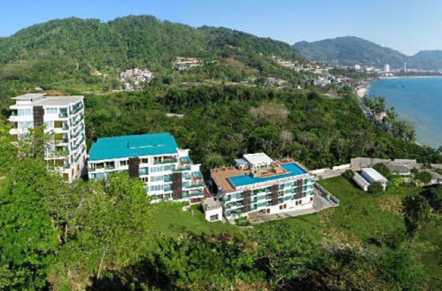 ขายห้องชุดป่าตองในThe Bay Cliff Patong ชั้นที่.2 เนื้อที่ 102.65 ตร.มขาย 15 ล้าน