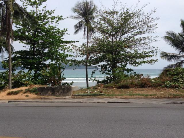 ขายที่ดินใกล้ทะเลหาดกะหลิม ป่าตอง หน้าคอนโด เนื้อที่  71 ตร.วา ขาย 12.5 ล้าน