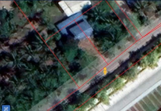 ขายที่ดินพร้อมบ้าน 2 ชั้น ตำบลบ้านปรก สมุทรสงคราม เนื้อที่ 80.3 ตร.วาขาย1.8ล้าน
