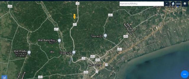 ขายที่ดินสวนมะพร้าวตาลหลวง ดำเนินสะดวก ราชบุรี เนื้อที่ 2.5 ไร่ ขายเหมา 4.5 ล้าน