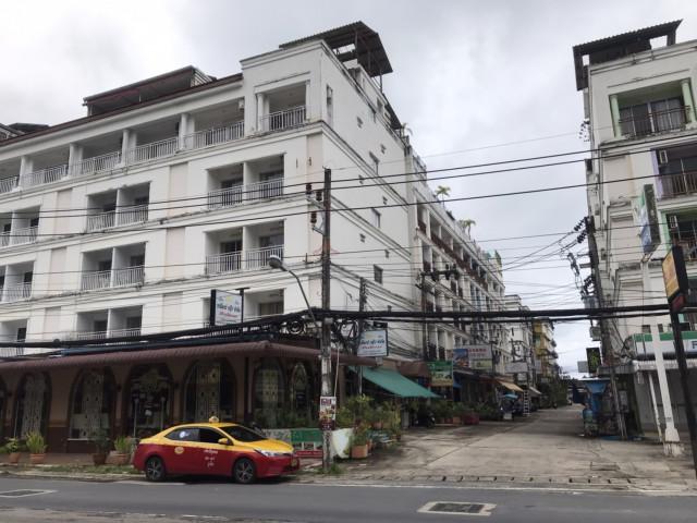ขายกิจการอาคาร 6 ชั้น 6 คูหาเมืองป่าตองเนื้อที่ 124.2 ตร.วา  44 ห้อง ขาย 85 ล้าน