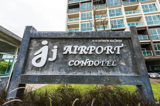 ขายห้องชุดใกล้สนามบินภูเก็ตใน เจ เจ แอร์พอร์ตเนื้อที่ 33 ตร.ม(วิวสระ)ขาย1.59ล้าน